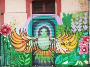 Wall Art Santiago: peace dove